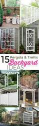 best 25 garage trellis ideas on pinterest diy exterior updates