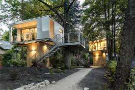 Treehouse Design Software by Beautiful Modern Tree House Designs Ideas Home Decorating Design
