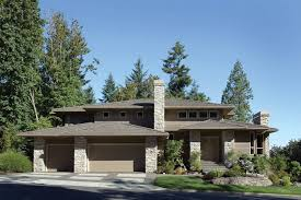 prairie style home outlook prairie style home house architecture and craftsman