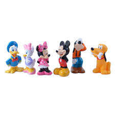 amazon com disney mickey mouse and friends bath toys for baby