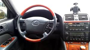 lexus v8 volvo 2000 lexus ls 400 v8 4 0 general review and start up youtube