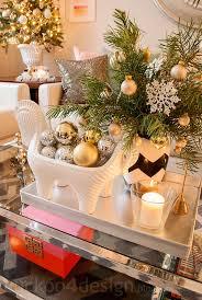 Macy S Christmas Decorations Colorful Christmas Home Tour Cuckoo4design