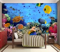 coral under the sea mural wall murals ireland coral under the sea murals