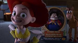 image toy story 2 jessie prospector bullseye jpg disney wiki
