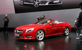 2013 Mercedes Benz Sl550 U2013 News U2013 Car And Driver
