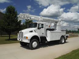 paccar trucks bucket trucks for sale schmidy u0027s machinery