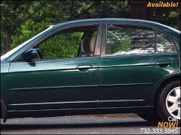 2001 honda civic ex interior 2001 honda civic ex 4dr sedan in east brunswick nj m2 auto