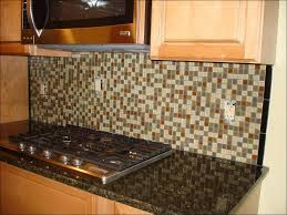 kitchen ceramic tile backsplash black and gray backsplash