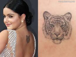 92 celebrity upper back tattoos page 3 of 10 steal her style