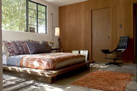 amusing bedroom in spanish for home interior design concept with