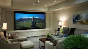 Home Theater Interior Design Ideas