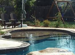 custom features carefree pools