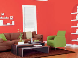 red color living room decor with isamu noguchi coffee table nytexas