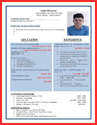 Sample Resume For Abroad Format by 100 Sample Resume Layout Resume Resume Out Line Student Resume