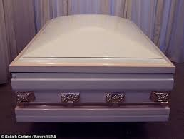 casket cost coffins that cater for growing numbers of obese