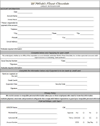 credit application template canada professional resume upload