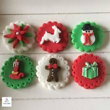 Christmas Cake Decorations Snowman by Christmas Cake Decorations Cake Decorating Ebay