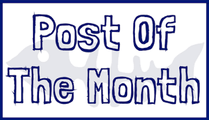 of the month post of the month january 2018 nominations only dead fish