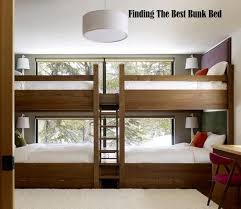 Best Bunk Bed Finding The Best Bunk Beds