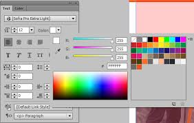 use horizontal and vertical menus in adobe muse