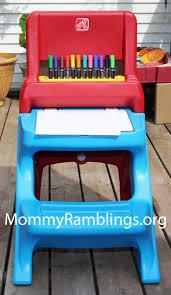 Step 2 Desk Easel Art Desk Easel Mommy Ramblings