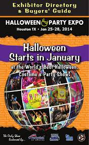spirit halloween carle place ny 2014 exhibitor directory u0026 buyers u0027 guide by halloween u0026 party expo