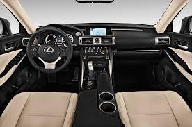 lexus is 250 crafted line 2015 lexus is250 cockpit interior photo automotive com