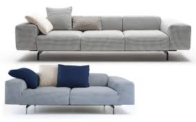 kartell sofa kartell largo 7150 7160 sofa