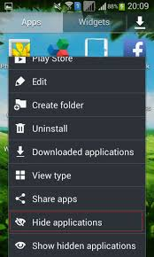 how to hide an app android how to hide apps from android screen without uninstalling