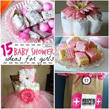 baby shower for girl ideas 15 baby shower ideas for the realistic