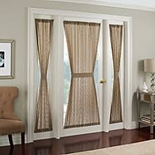 66 Inch Drop Curtains French Door Curtains Bed Bath U0026 Beyond