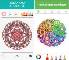 colorfy une app d u0027art thérapie avec des coloriages variés