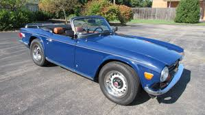 Tr6 Interior Installation 1974 Triumph Tr6 For Sale On Bat Auctions Sold For 17 250 On