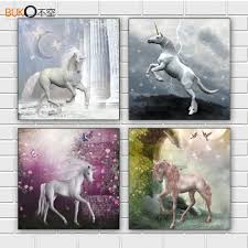 Horse Decorations For Home by Online Buy Wholesale Colorful Horse Painting From China Colorful