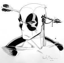 awesome art picks doctor doom deadpool spider man and more