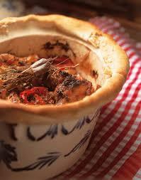 recette cuisine baeckoff recette baeckeoffe de lapin à la moutarde