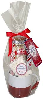 hot cocoa gift set ghirardelli peppermint chocolate cocoa gift