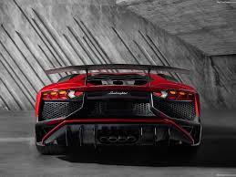 Lamborghini Gallardo 2016 - lamborghini aventador lp750 4 sv 2016 pictures information