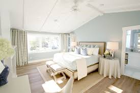master bedroom the perfect summer beach house home tour lonny