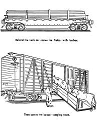 coloring page train car freight train coloring pages ebestbuyvn co