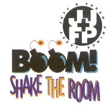 The Room Game Soundtrack - boom shake the room wikipedia