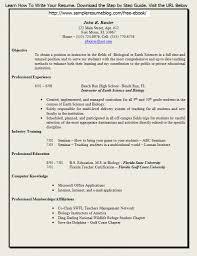 sample resume download resume samples and resume help