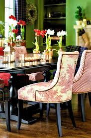 furniture knockout mismatched dining rooms upholstered chairs