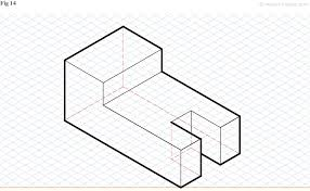nottingham technology ii isometric sketching assignment 1