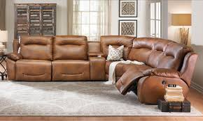 Reclining Sectional Sofa Power Plus Reclining Sectional Sofa The Dump America U0027s