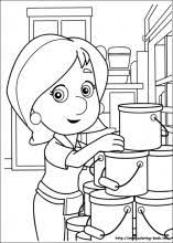 handy manny tools coloring pages coloring pages handy manny 3d games at yiyimovie com