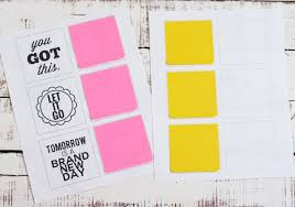 post it note printables you got this my sister u0027s suitcase