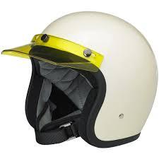 vintage motocross helmet biltwell inc biltwell moto visor yellow