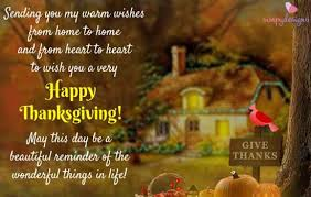 wishes from across the free happy thanksgiving ecards 123