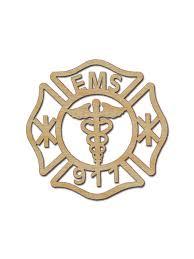 wooden maltese cross badges artistic craft supply